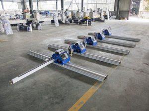 두꺼운 금속 6-150mm 삭감을위한 180W 휴대용 CNC 플라스마 절단기