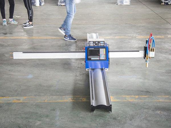 신기술 마이크로 시작 CNC 금속 절단기 / 휴대용 cnc 플라스마 절단기