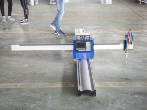 새로운 기술 휴대용 형 cnc 플라즈마 절단기 가격 소기업 제조 기계