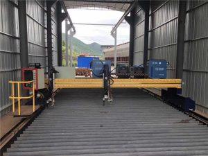 자동 귀환 제어 장치 모터를 가진 정밀도 CNC 플라스마 절단기 정확한 13000mm