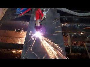 저렴한 비용으로 cnc 플라즈마 절단기 철 막대 절단기 원형 절단기