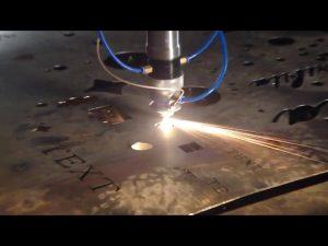 중국 무역 보증 저렴한 가격 휴대용 커터 cnc 플라즈마 절단 기계 스테인레스 스틸 금속 철